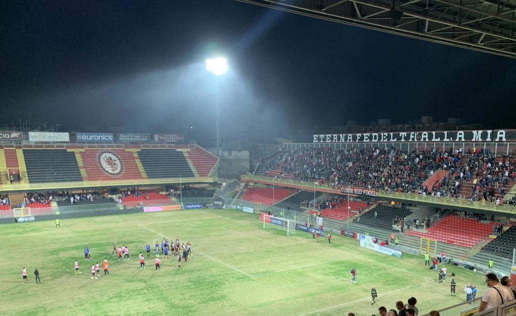 Foggia vs Messina